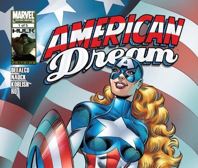 American Dream (comics) American Dream 2008 1 Comics Marvelcom