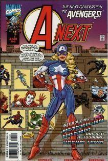 American Dream (comics) httpsuploadwikimediaorgwikipediaen550Ame