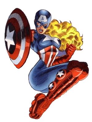 American Dream (comics) American Dream screenshots images and pictures Comic Vine