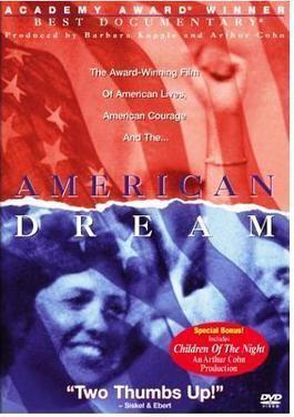 American Dream (film) American Dream film Wikipedia