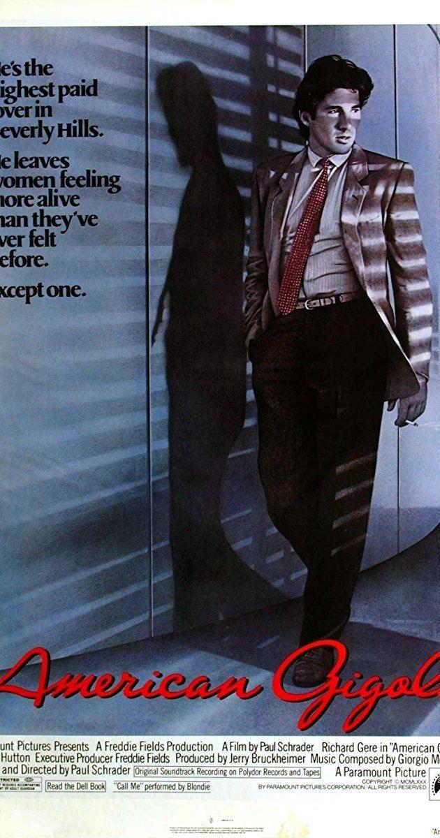 American Gigolo American Gigolo 1980 IMDb