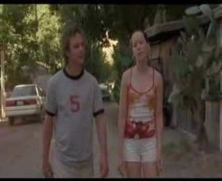American Girl (film) Brad Renfro in Confessions of an American Girl Clip 1 YouTube