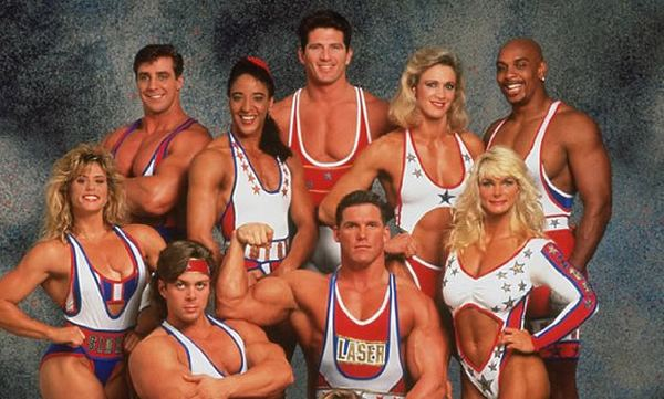American Gladiators American Gladiators Is Being Rebooted And Modernized CINEMABLEND