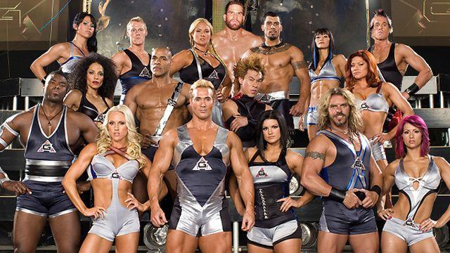 American Gladiators Female American Gladiators GladiatorsTVcom