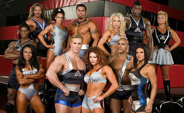American Gladiators American Gladiators to Return Time Out GladiatorsTVcom