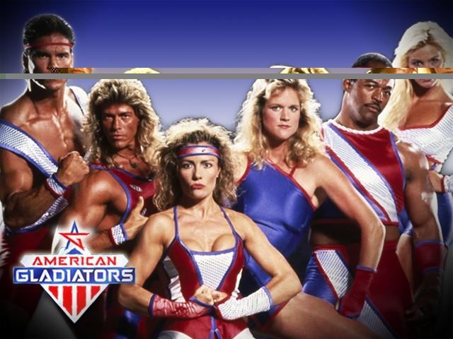 Porn vidoe american gladiators women girls with snake