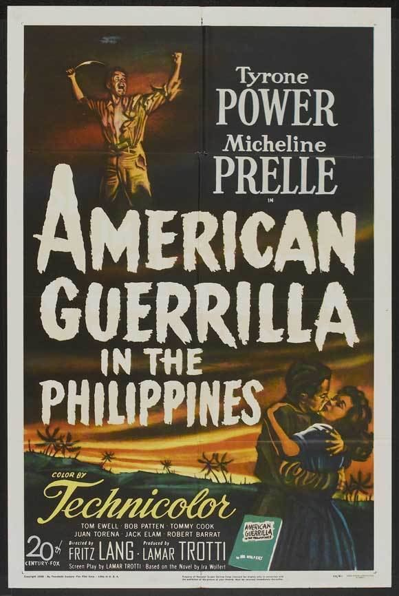 American Guerrilla in the Philippines American Guerrilla in the Philippines Movie Posters From Movie