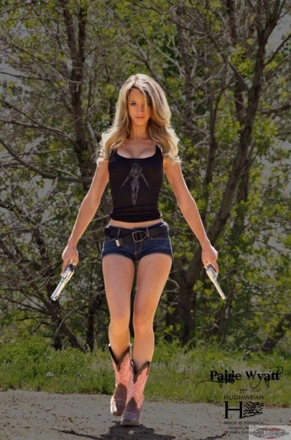Age paige wyatt Paige Wyatt