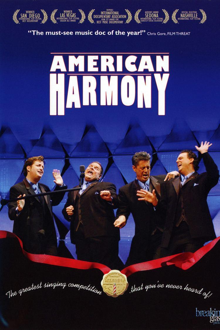 American Harmony wwwgstaticcomtvthumbdvdboxart3527296p352729