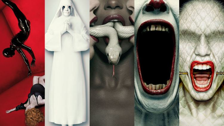 American Horror Story A Definitive Ranking of the quotAmerican Horror Storyquot Seasons Bloody
