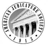American Judicature Society httpsuploadwikimediaorgwikipediaenthumb7
