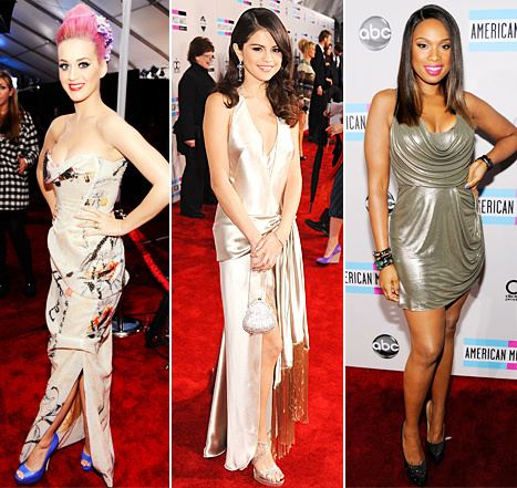 American Music Awards of 2011 ctc travel American Music Awards 2011 What the Stars Wore omg