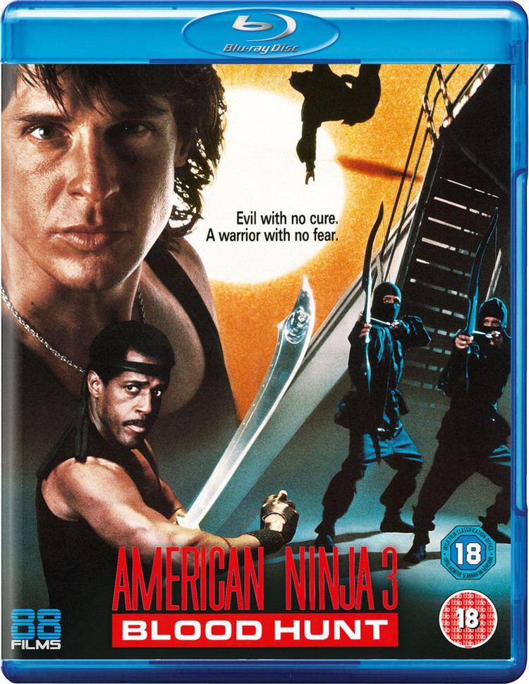 American Ninja 3: Blood Hunt American Ninja 3 Blood Hunt Bluray United Kingdom