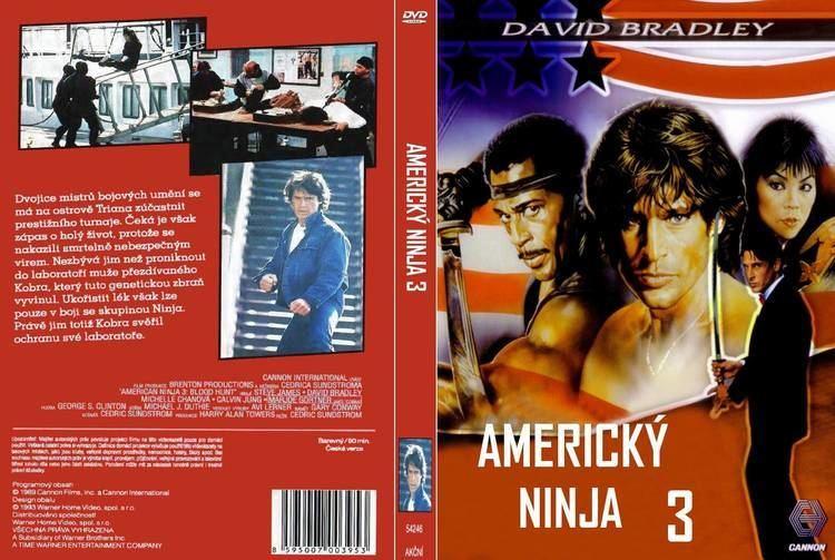 American Ninja 3: Blood Hunt COVERSBOXSK American Ninja 3 Blood Hunt 1989 high quality