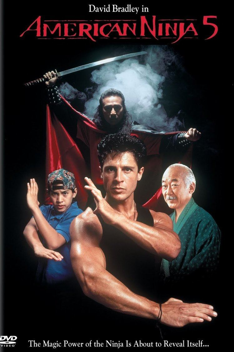 American Ninja V wwwgstaticcomtvthumbdvdboxart17819p17819d