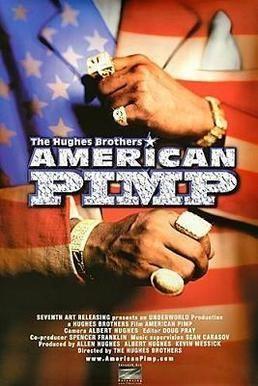 American Pimp movie poster