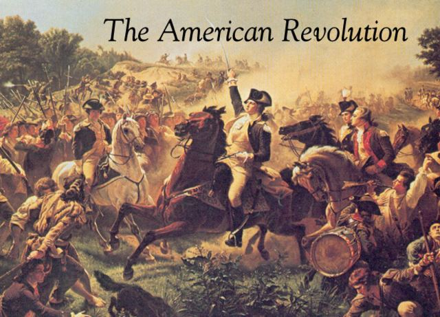 American Revolution Illustrated Timeline American Revolution Timetoast timelines