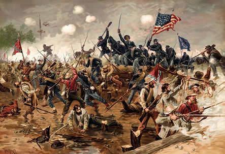 American Revolutionary War Irish Soldiers in the Revolutionary War