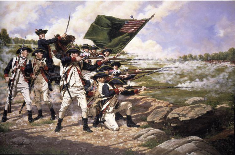 American Revolutionary War American Revolutionary War Familypedia Fandom powered by Wikia