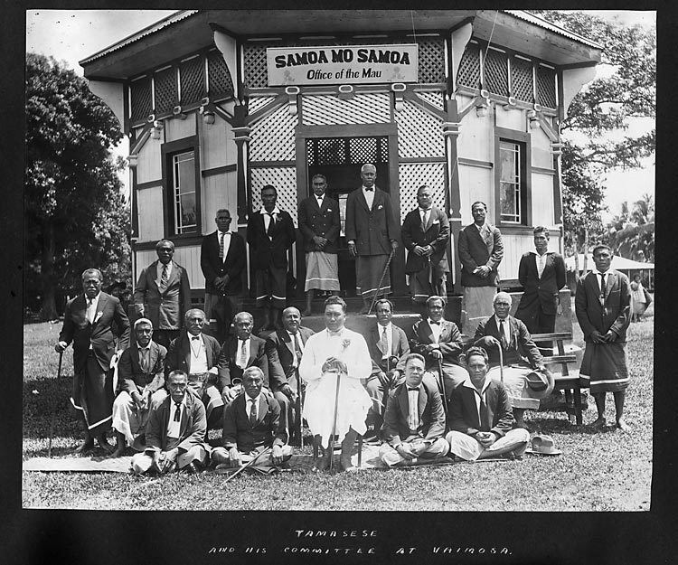 American Samoa in the past, History of American Samoa