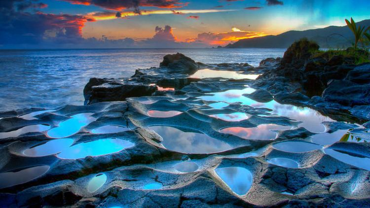 American Samoa Beautiful Landscapes of American Samoa