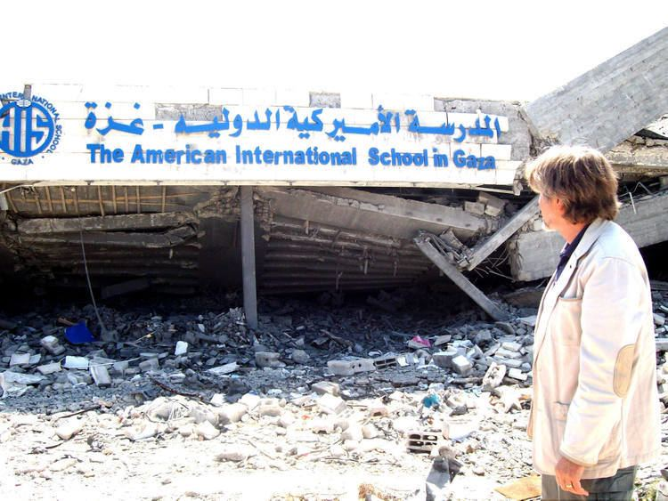 American School of Palestine Delivery of Medical Aid to Gaza