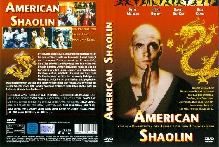 American Shaolin American Shaolin Uma Nova Raa de Kickboxer dublado YouTube