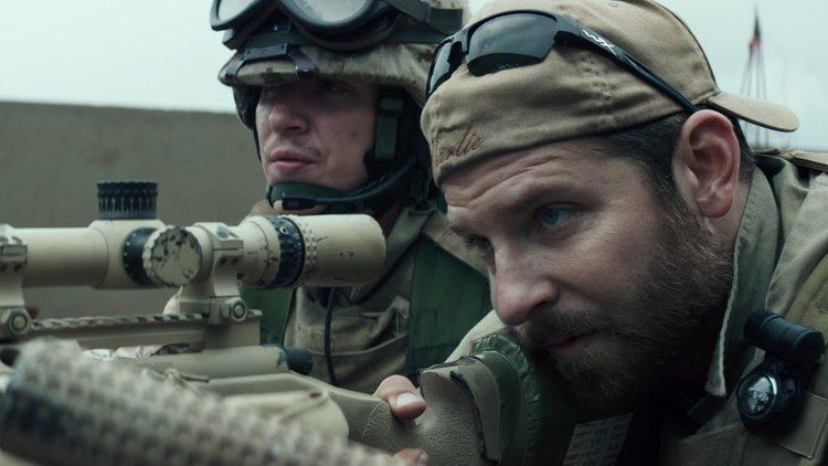 American Sniper American Sniper Official Trailer HD YouTube