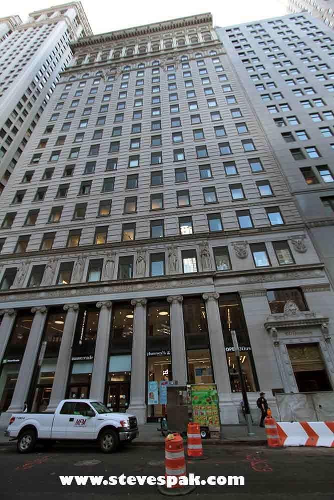 American Surety Building NEW YORK CITY LANDMARKS