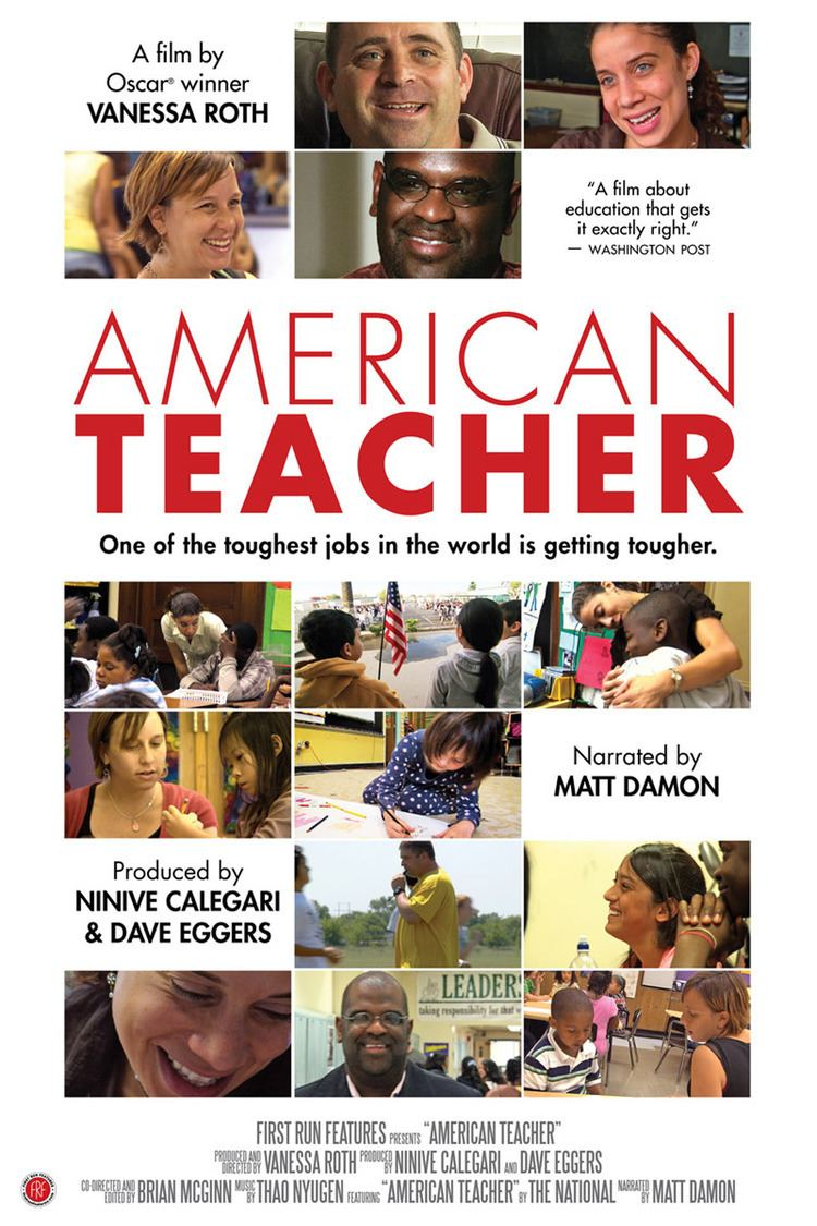 American Teacher wwwgstaticcomtvthumbmovieposters8763933p876
