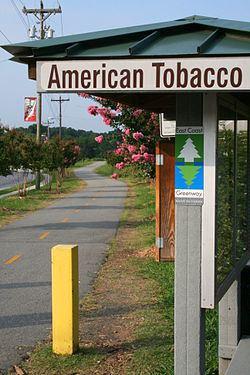 American Tobacco Trail httpsuploadwikimediaorgwikipediacommonsthu