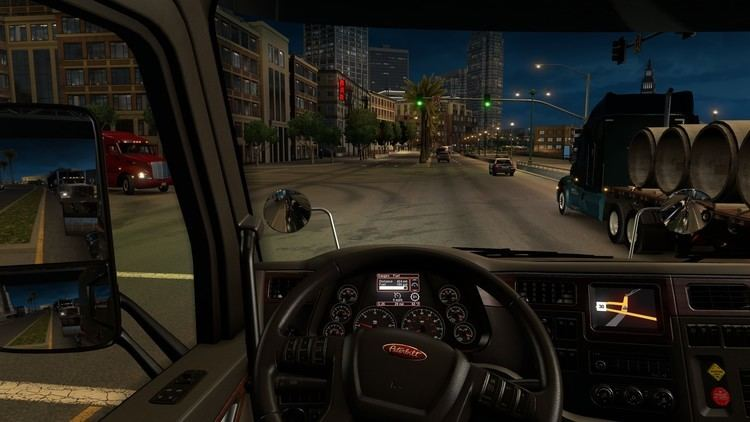 American Truck Simulator American Truck Simulator