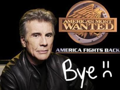 America's Most Wanted America39s Most Wanted Cancelled PerezHiltoncom