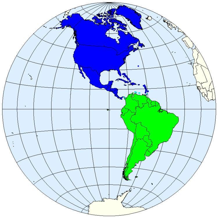Americas (terminology)