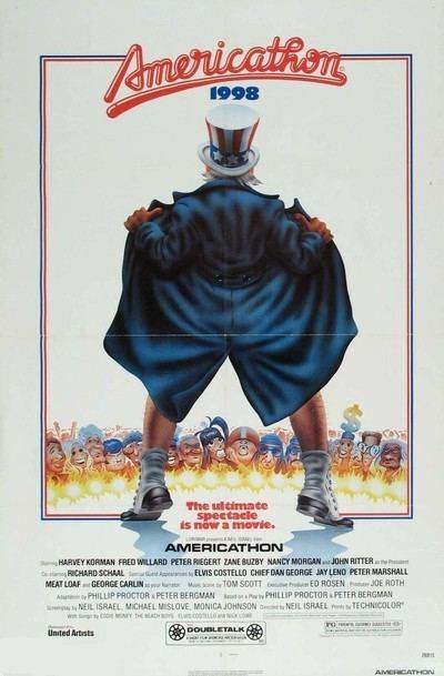 Americathon Americathon Movie Review Film Summary 1979 Roger Ebert