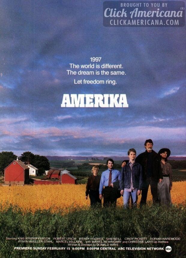Amerika (miniseries) Let freedom ring Amerika the TV miniseries 1987 Click Americana