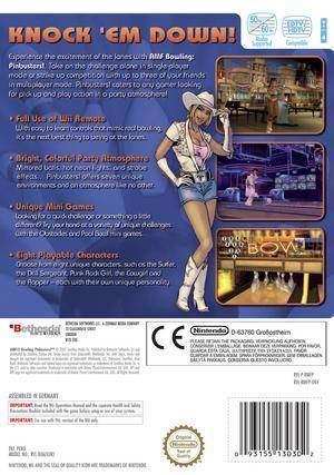 AMF Bowling Pinbusters! AMF Bowling Pinbusters Box Shot for Wii GameFAQs