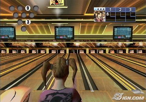 AMF Bowling Pinbusters! AMF Bowling Pinbusters Review IGN