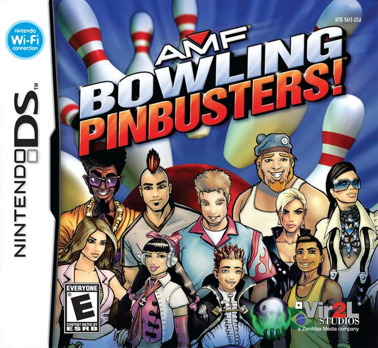 AMF Bowling Pinbusters! AMF Bowling Pinbusters Nintendo DS IGN