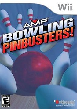 AMF Bowling Pinbusters! AMF Bowling Pinbusters Wikipedia