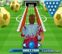 AMF Bowling Pinbusters! AMF Bowling Pinbusters ROM Download for Nintendo DS NDS CoolROMcom