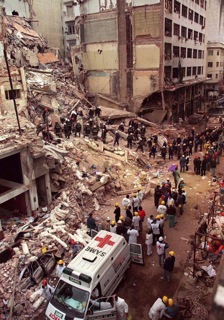 AMIA bombing Prosecutor in Argentina Jewish center bombing found dead before