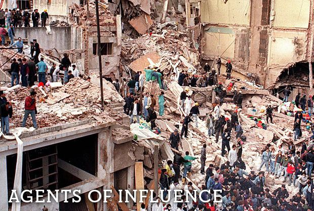 AMIA bombing Iran To Investigate 39Truth39 Behind Argentinian JCC Bombing Tablet