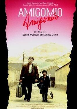 Amigomio movie poster