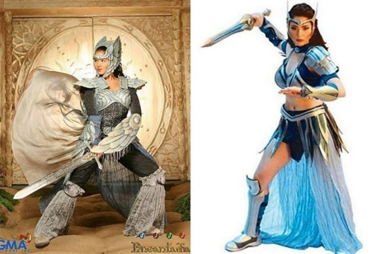 Amihan (Encantadia) Encantadia warrior costumes THEN AND NOW Guide PEPph The