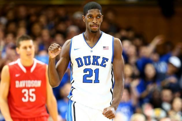 Amile Jefferson Duke Basketball Why Blue Devils Will Be Counting on Amile