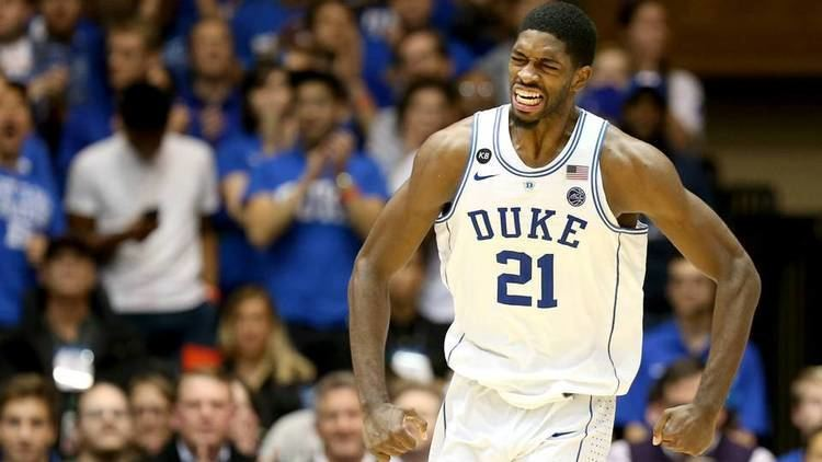 Amile Jefferson Duke really hoping for good news on Amile Jeffersons injured foot