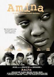 Amina (film) movie poster