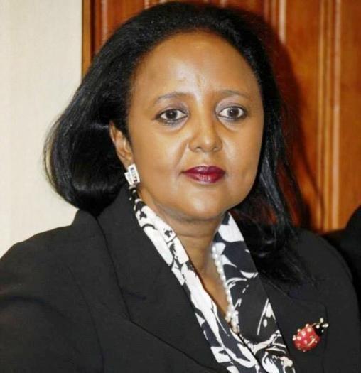 Amina Mohamed Jamhuri Magazine Foreign Affairs Secretary Amina Mohamed