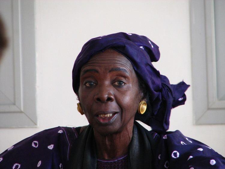 Aminata Sow Fall Aminata Sow Fall Wikipedia the free encyclopedia